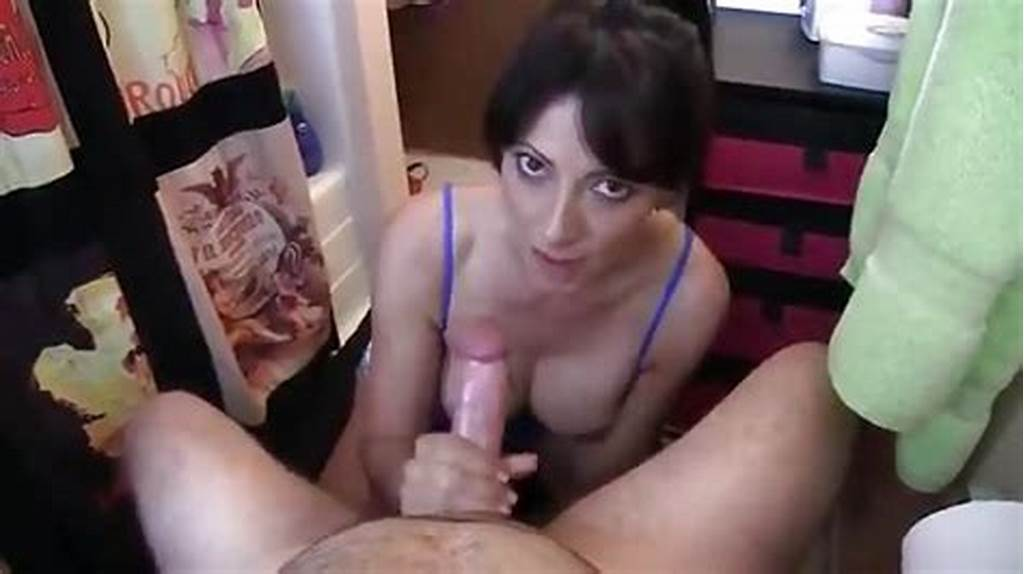 #Caught #And #Jerked #Off #By #His #Mother