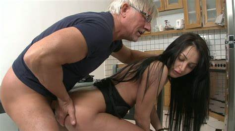 Blue Haired Youthful With Spectacular Anal Having A Rimjob