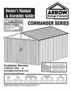 Arrow Chd1010 Instructions    Assembly