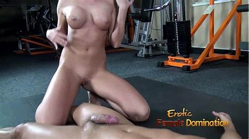 #Big #Titted #Mistress #Smothers #And #Jerks #Off #Slave