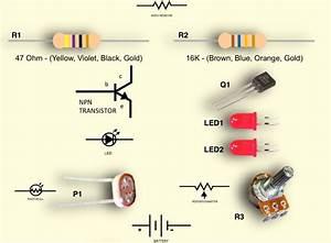 Diode Light Electronics