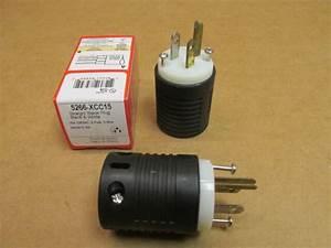 10 Pcs Male Pass Seymour Straight Blade Plug End 15 A 125