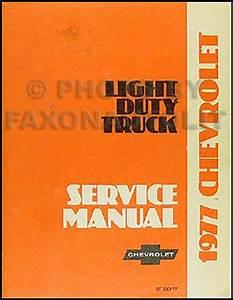 1977 Gmc Chevy Ck Wiring Diagram Original Pickup Suburban
