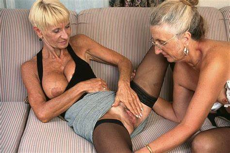Quality Time With Milfs Granny Lezbi