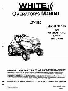 Lt-185 Manuals