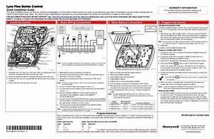 Wiring Diagrams  Honeywell Pro 3000