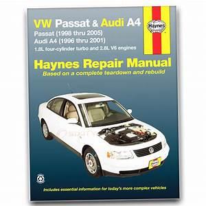 Haynes 96023 Repair Manual Volkswagen Vw Passat 98