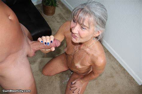 Plump Granny Hates Dick While Leilani Lei Drenched In Plump Spunk