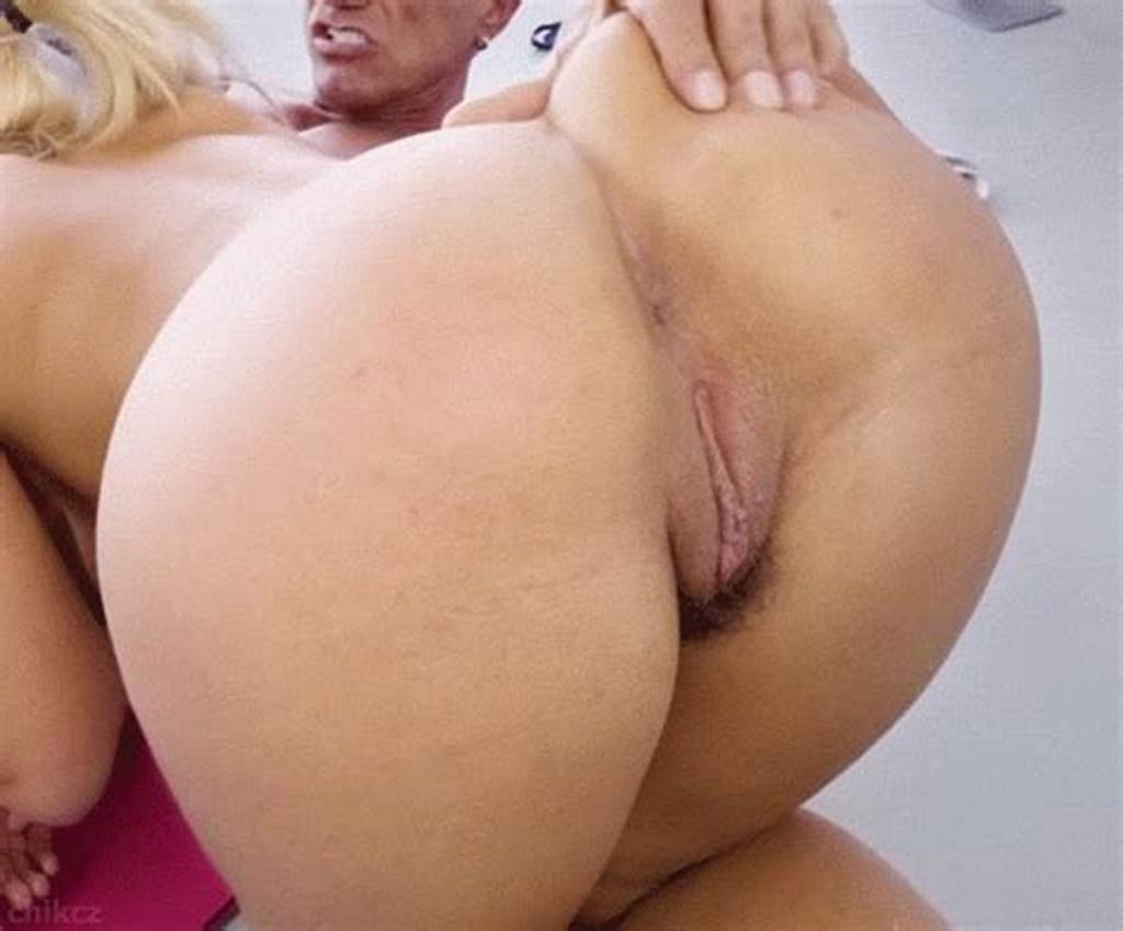 #Squeeze #Ass #While #She'S #Bent #Over #Gif