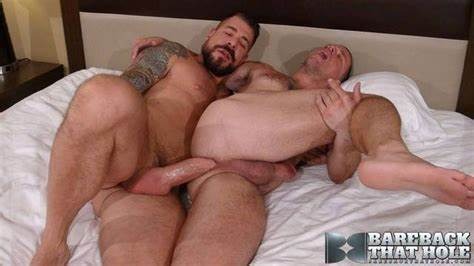 Redneck Bear Matures Bareback Ass Dicked rocco steele & max cameron