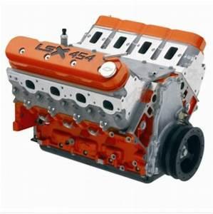Z31 454 Engine - Gen I  U0026 Ii Chevy V8 Tech Board