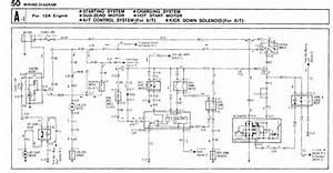 Mazda 1985 Rx7 50 Wiring Diagrams