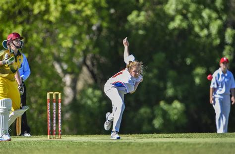 Peter North Sarah Young - triumph for north coastal in women s under 15 cricket