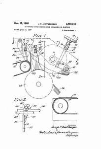 Patent Us2960044