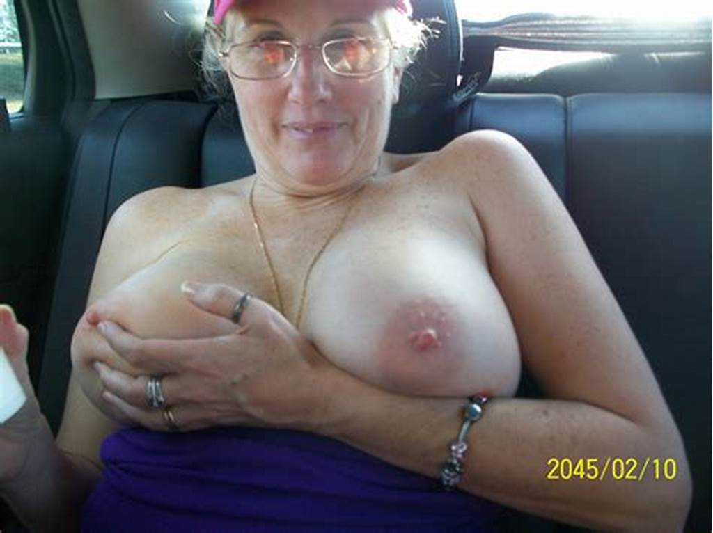 #Showing #Off #Tits #In #Public