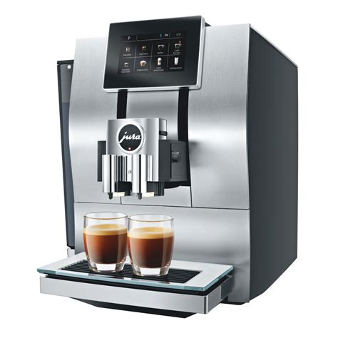 To summarize, jura e8 is an automatic espresso maker that can brew up to 15 different products. Jura Z8 Ex Demo Coffee Machine | My Coffee Shop