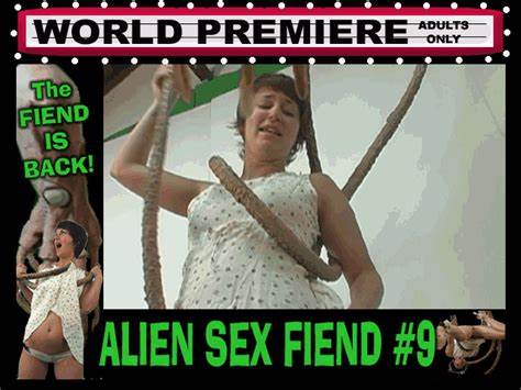 Bianca Evans Tentacle Alien Penetrated sleazegroin theater