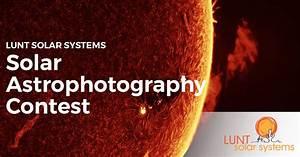 Solar Astrophotography Contest