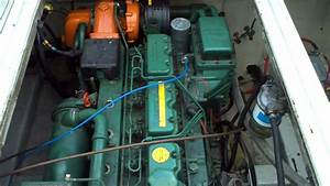 Volvo Penta Aqad41 A Wot 4550rpm