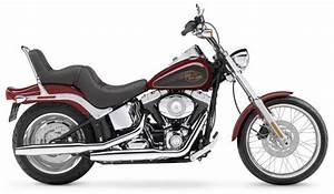 Harley Davidson Softail Workshop Manual 1997-1998