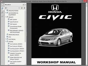 Honda Civic Mk8 Service Manual
