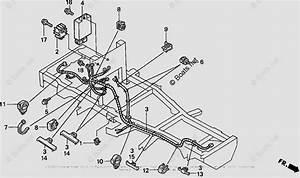 Honda Riding Lawn Mower Parts H3011 Sa Vin  Mzaj