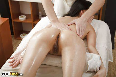 Massage Loving Chick Fucked Tity Rubbed