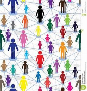 Generation Diagram Stock Vector  Illustration Of Human