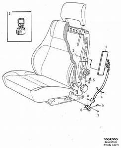Volvo S90 Clip  Sips Bag  940  960  S90  V90  Interior