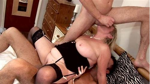 Lucky Boyfriend Getting Porn With Mmf Naughty Matures #Mature #Slut #In #Dirty #Threesome