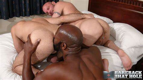 Threesome Cocks Unstopable Working In Both Holes