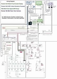 Wiring Diagram For Pioneer Deh