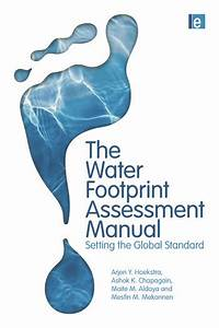 The Water Footprint Assessment Manual  Setting The Global