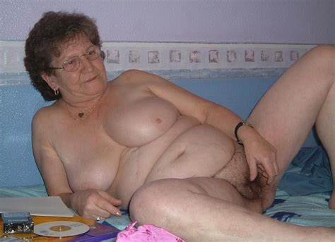 Bbw Granny With Small Boobs In Nasty