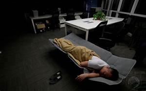 Musk, Returns, To, Sleeping, On, Model, 3, Assembly, Line, Floor