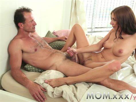 Milf Inspects His Prick
