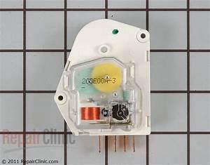 Whirlpool Refrigerator Timer Whirlpool Freezer Defrost