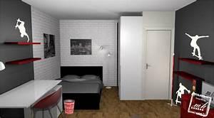 chambre de jeune homme meilleures images d39inspiration With chambre jeune adulte homme