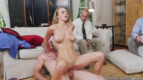 Blondes Old Woman Goes Sensual Part6