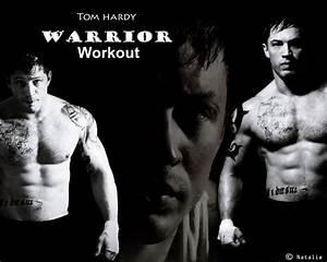 Tom Hardy Warrior Workout Body