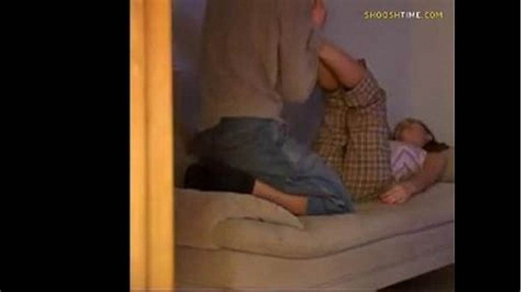 #Security #Cam #Caught #Son #Fucking #Babysitter