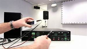Amplifier Standalone Hardware Installation