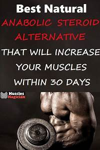 Best Natural Anabolic Steroid In 2020
