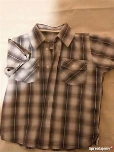 Koszule Wizytowe Roz 122 Wo U0142omin