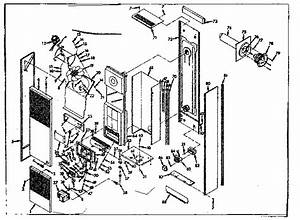Kenmore 86773621 Furnace Parts