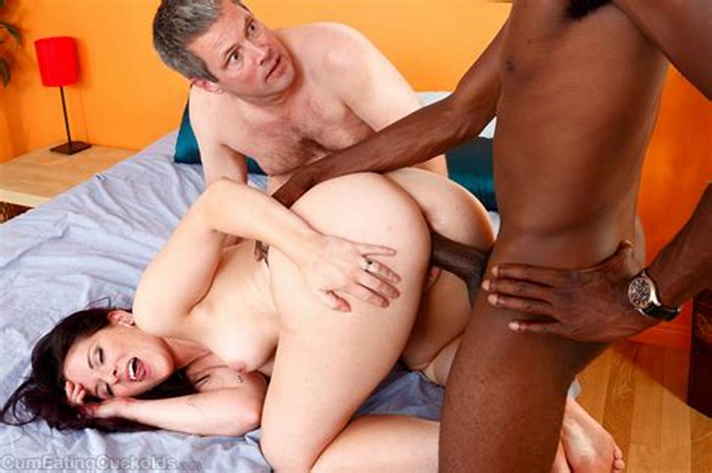 #Caroline #Pierce #And #Her #Cuck #Hubby #Share #A #Black #Cock