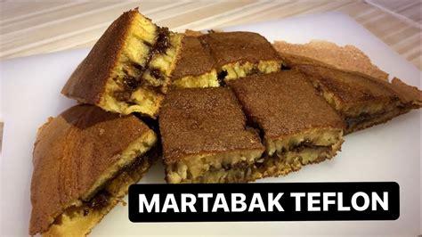 Respon positif juga didapat karena kue serabi. RESEP MARTABAK TEFLON!! Anti Gagal - YouTube