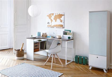 chambre adulte fille bureau pour chambre adulte bureau optim bureau dcor blanc