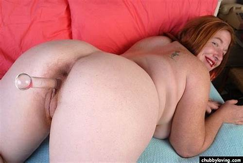 Chubby Old Tries Sex #Redhead #Chubby #Mom #Lubes #Sex #Toy #And #Begins #Hot #Action