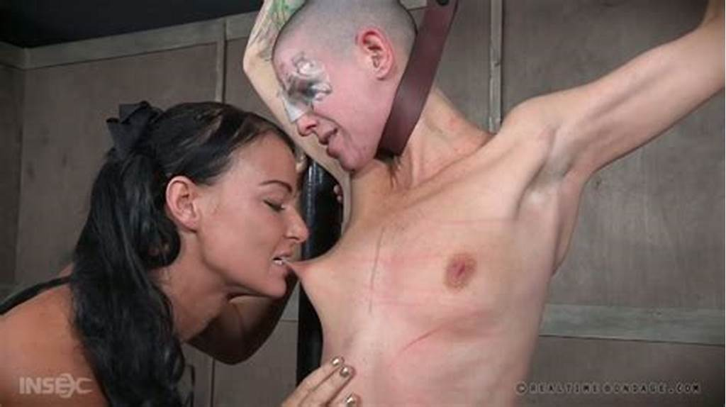 #Cruel #Mistress #Is #Squeezing #And #Biting #Abigail #Dupree'S #Nipples